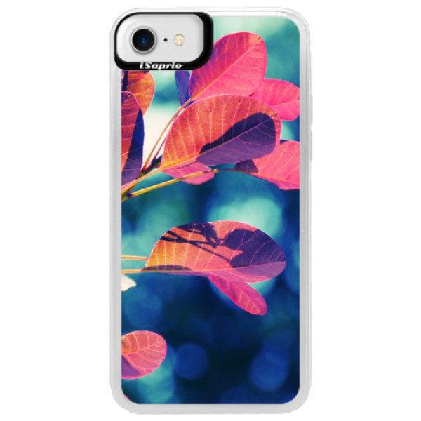 Neonové pouzdro Blue iSaprio – Autumn 01 – iPhone 7 Neonové pouzdro Blue iSaprio – Autumn 01 – iPhone 7