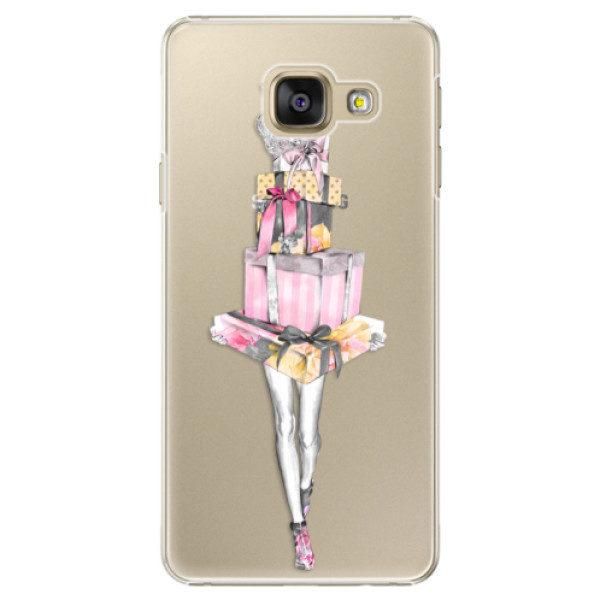 Plastové pouzdro iSaprio – Queen of Shopping – Samsung Galaxy A5 2016 Plastové pouzdro iSaprio – Queen of Shopping – Samsung Galaxy A5 2016