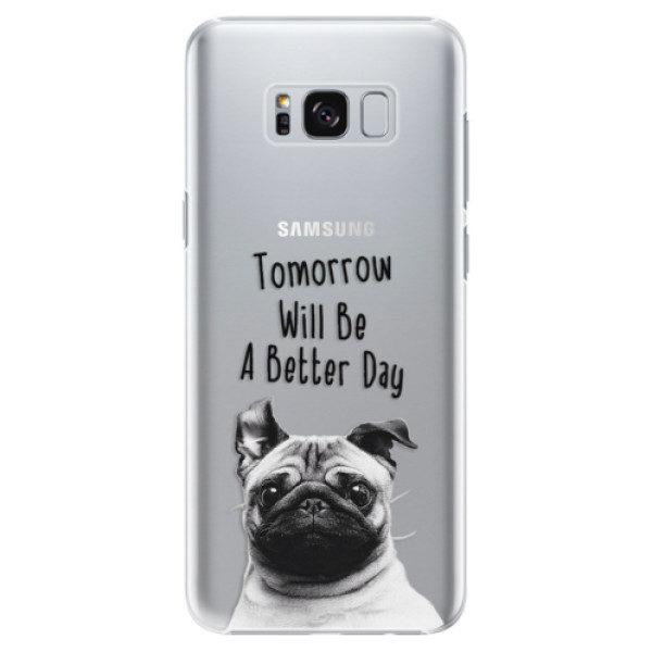 Plastové pouzdro iSaprio – Better Day 01 – Samsung Galaxy S8 Plus Plastové pouzdro iSaprio – Better Day 01 – Samsung Galaxy S8 Plus