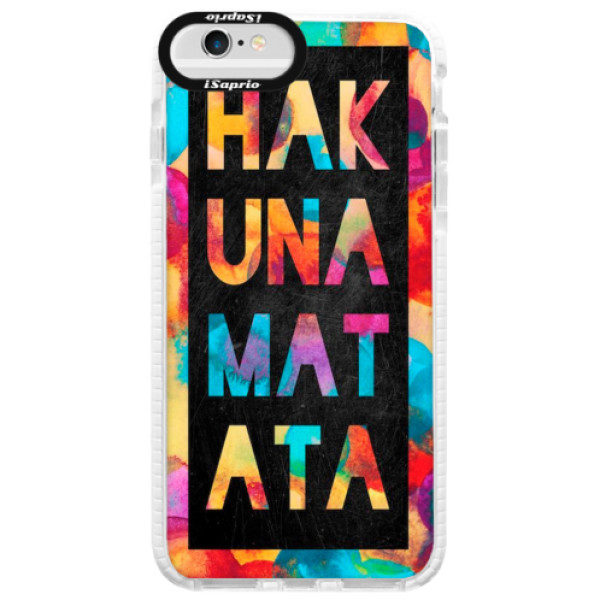 Silikonové pouzdro Bumper iSaprio – Hakuna Matata 01 – iPhone 6/6S Silikonové pouzdro Bumper iSaprio – Hakuna Matata 01 – iPhone 6/6S