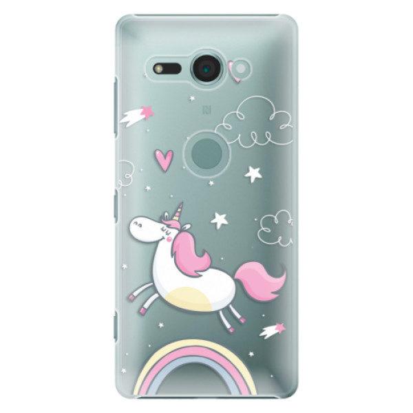 Plastové pouzdro iSaprio – Unicorn 01 – Sony Xperia XZ2 Compact Plastové pouzdro iSaprio – Unicorn 01 – Sony Xperia XZ2 Compact