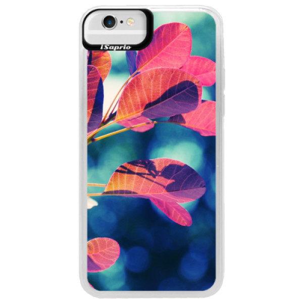 Neonové pouzdro Blue iSaprio – Autumn 01 – iPhone 6/6S Neonové pouzdro Blue iSaprio – Autumn 01 – iPhone 6/6S