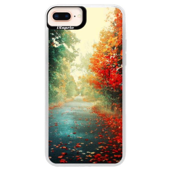Neonové pouzdro Pink iSaprio – Autumn 03 – iPhone 8 Plus Neonové pouzdro Pink iSaprio – Autumn 03 – iPhone 8 Plus