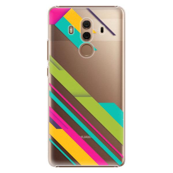 Plastové pouzdro iSaprio – Color Stripes 03 – Huawei Mate 10 Pro Plastové pouzdro iSaprio – Color Stripes 03 – Huawei Mate 10 Pro