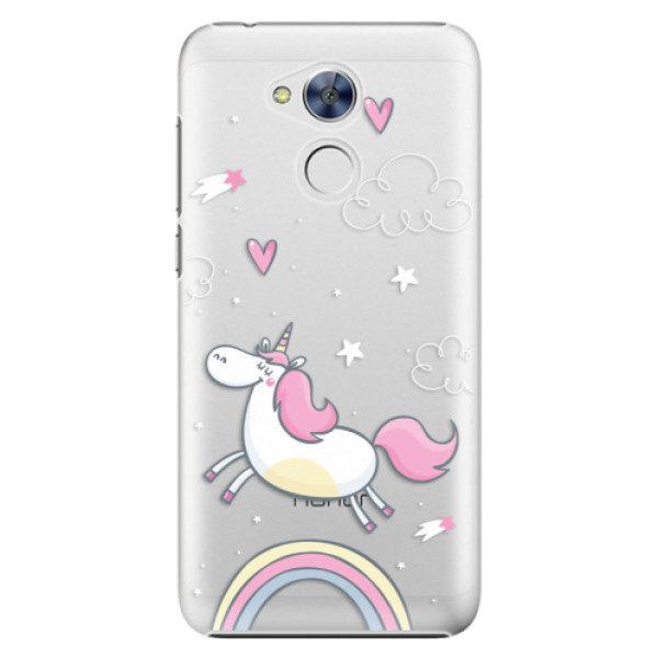 Plastové pouzdro iSaprio – Unicorn 01 – Huawei Honor 6A Plastové pouzdro iSaprio – Unicorn 01 – Huawei Honor 6A