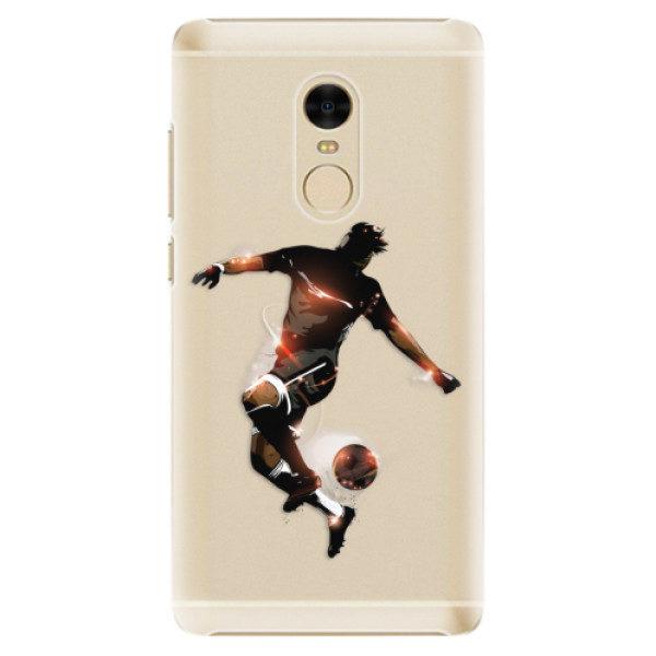 Plastové pouzdro iSaprio – Fotball 01 – Xiaomi Redmi Note 4 Plastové pouzdro iSaprio – Fotball 01 – Xiaomi Redmi Note 4