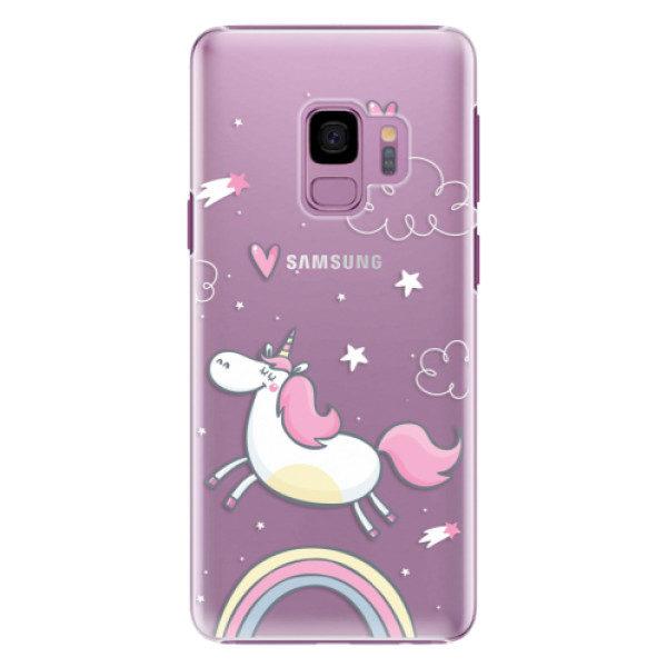 Plastové pouzdro iSaprio – Unicorn 01 – Samsung Galaxy S9 Plastové pouzdro iSaprio – Unicorn 01 – Samsung Galaxy S9