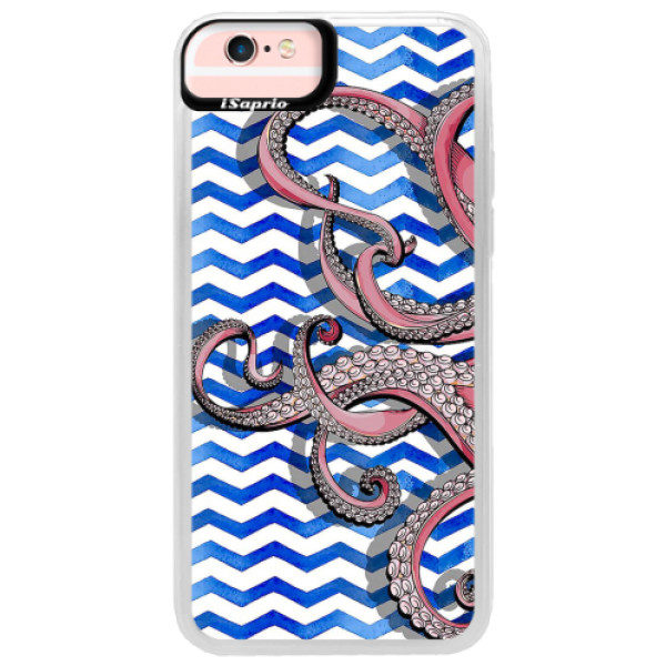 Neonové pouzdro Pink iSaprio – Octopus – iPhone 6/6S Neonové pouzdro Pink iSaprio – Octopus – iPhone 6/6S