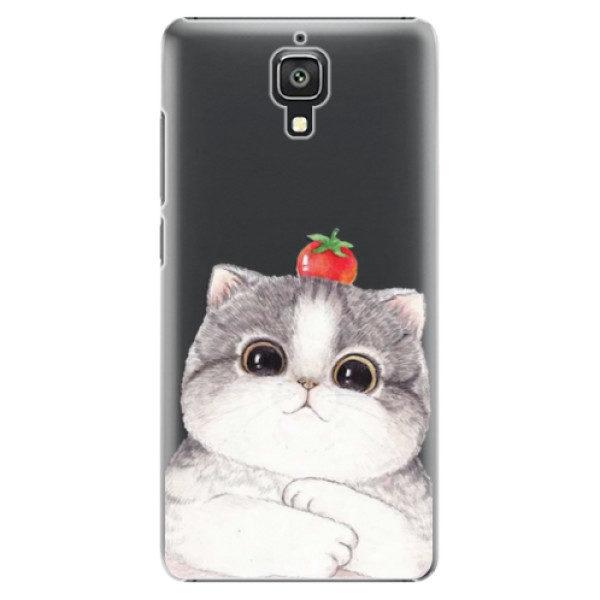 Plastové pouzdro iSaprio – Cat 03 – Xiaomi Mi4 Plastové pouzdro iSaprio – Cat 03 – Xiaomi Mi4