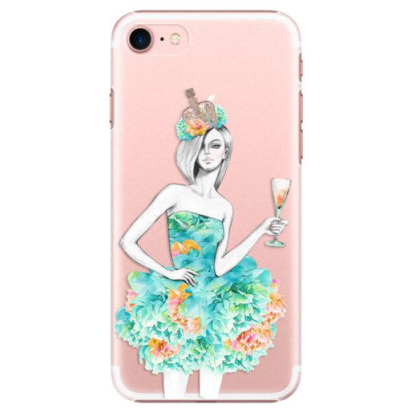 Plastové pouzdro iSaprio – Queen of Parties – iPhone 7 Plastové pouzdro iSaprio – Queen of Parties – iPhone 7
