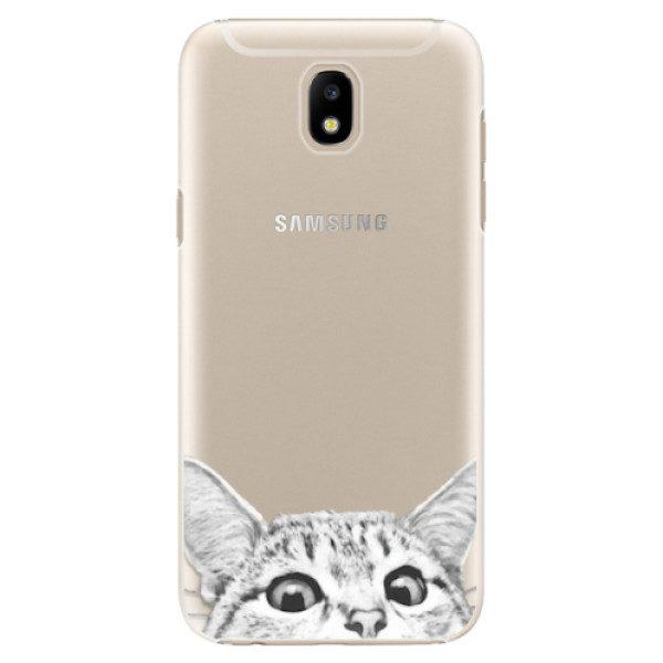 Plastové pouzdro iSaprio – Cat 02 – Samsung Galaxy J5 2017 Plastové pouzdro iSaprio – Cat 02 – Samsung Galaxy J5 2017