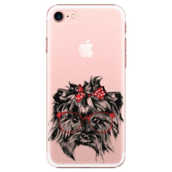 Plastové pouzdro iSaprio – Dog 03 – iPhone 7 Plastové pouzdro iSaprio – Dog 03 – iPhone 7