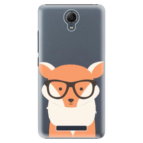 Plastové pouzdro iSaprio – Orange Fox – Xiaomi Redmi Note 2 Plastové pouzdro iSaprio – Orange Fox – Xiaomi Redmi Note 2