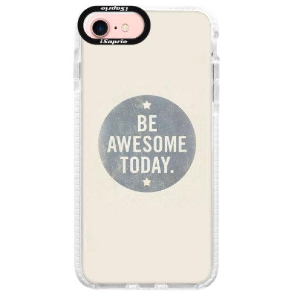 Silikonové pouzdro Bumper iSaprio – Awesome 02 – iPhone 7 Silikonové pouzdro Bumper iSaprio – Awesome 02 – iPhone 7