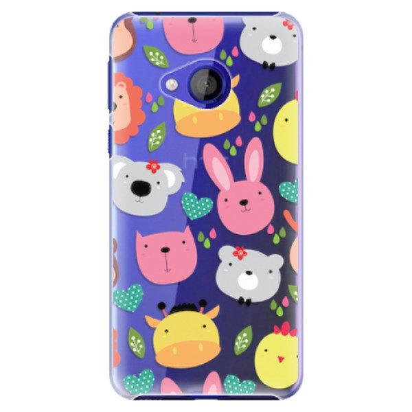 Plastové pouzdro iSaprio – Animals 01 – HTC U Play Plastové pouzdro iSaprio – Animals 01 – HTC U Play
