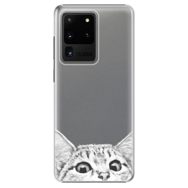 Plastové pouzdro iSaprio – Cat 02 – Samsung Galaxy S20 Ultra Plastové pouzdro iSaprio – Cat 02 – Samsung Galaxy S20 Ultra