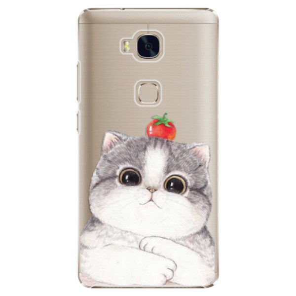Plastové pouzdro iSaprio – Cat 03 – Huawei Honor 5X Plastové pouzdro iSaprio – Cat 03 – Huawei Honor 5X