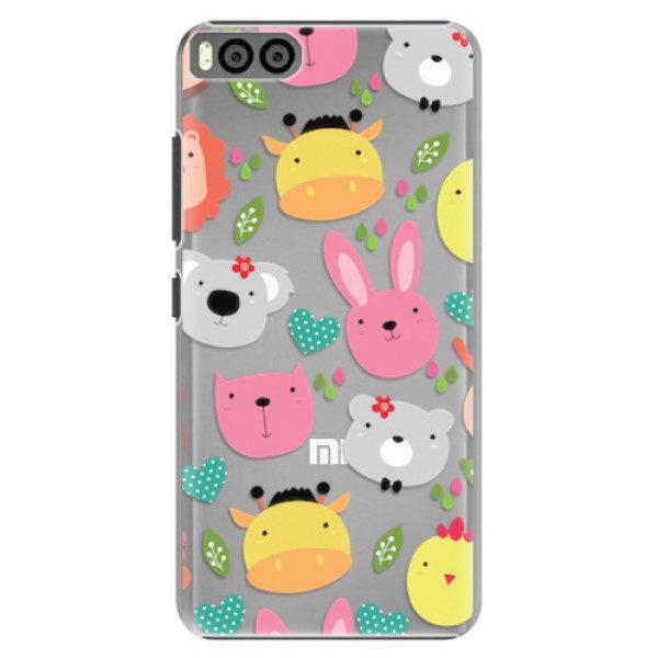 Plastové pouzdro iSaprio – Animals 01 – Xiaomi Mi6 Plastové pouzdro iSaprio – Animals 01 – Xiaomi Mi6
