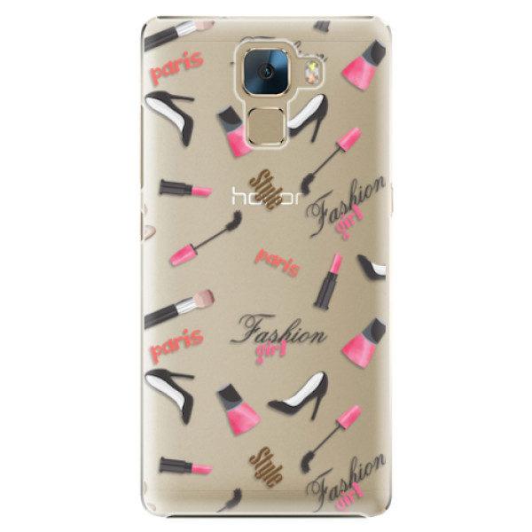 Plastové pouzdro iSaprio – Fashion pattern 01 – Huawei Honor 7 Plastové pouzdro iSaprio – Fashion pattern 01 – Huawei Honor 7