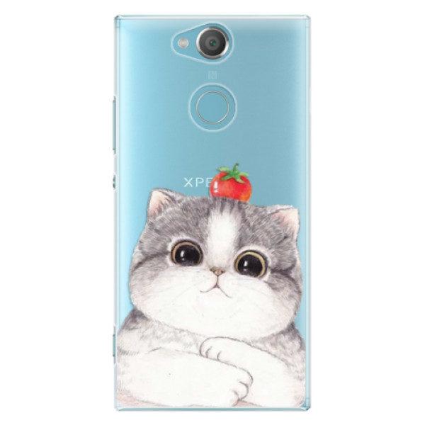 Plastové pouzdro iSaprio – Cat 03 – Sony Xperia XA2 Plastové pouzdro iSaprio – Cat 03 – Sony Xperia XA2