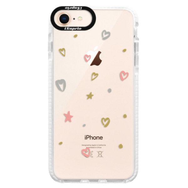Silikonové pouzdro Bumper iSaprio – Lovely Pattern – iPhone 8 Silikonové pouzdro Bumper iSaprio – Lovely Pattern – iPhone 8