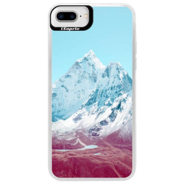 Neonové pouzdro Blue iSaprio – Highest Mountains 01 – iPhone 7 Plus Neonové pouzdro Blue iSaprio – Highest Mountains 01 – iPhone 7 Plus