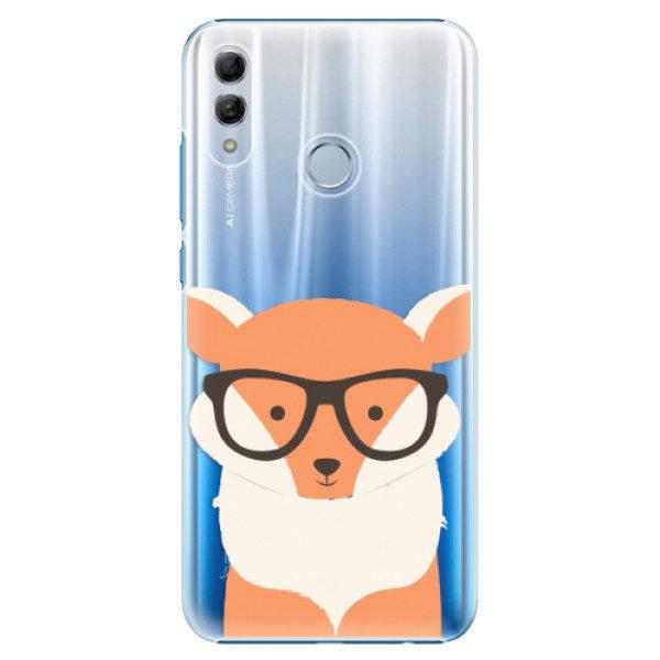Plastové pouzdro iSaprio – Orange Fox – Huawei Honor 10 Lite Plastové pouzdro iSaprio – Orange Fox – Huawei Honor 10 Lite