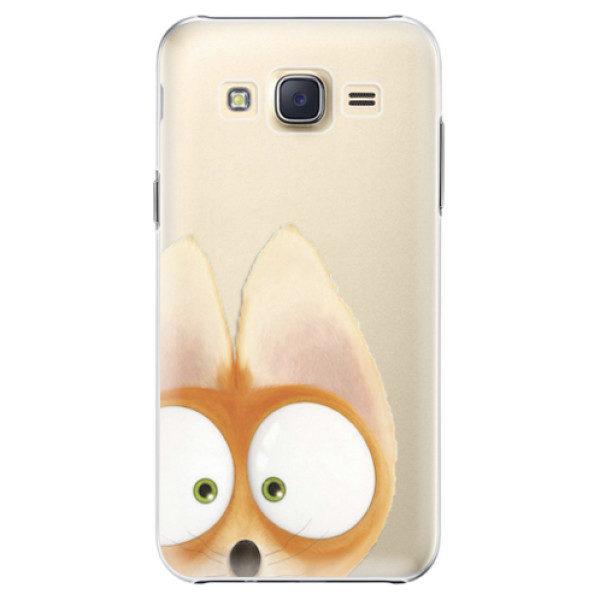 Plastové pouzdro iSaprio – Fox 02 – Samsung Galaxy Core Prime Plastové pouzdro iSaprio – Fox 02 – Samsung Galaxy Core Prime