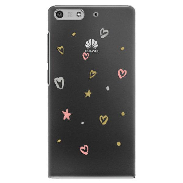 Plastové pouzdro iSaprio – Lovely Pattern – Huawei Ascend P7 Mini Plastové pouzdro iSaprio – Lovely Pattern – Huawei Ascend P7 Mini