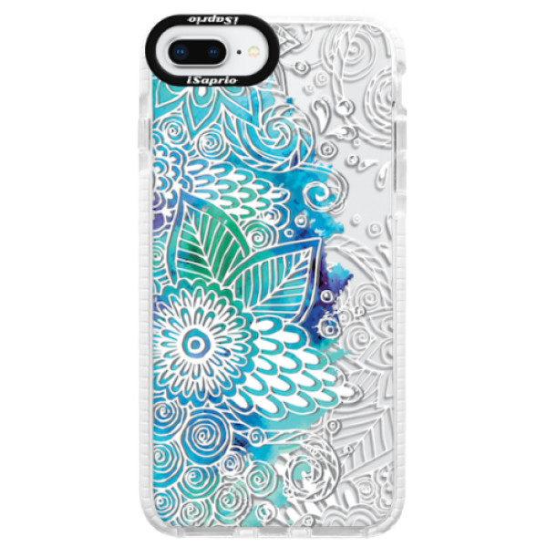 Silikonové pouzdro Bumper iSaprio – Lace 03 – iPhone 8 Plus Silikonové pouzdro Bumper iSaprio – Lace 03 – iPhone 8 Plus