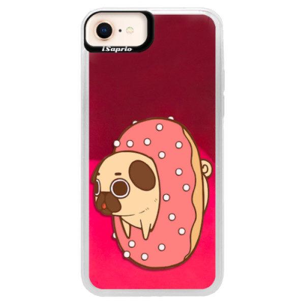 Neonové pouzdro Pink iSaprio – Fashion pattern 02 – iPhone 8 Neonové pouzdro Pink iSaprio – Fashion pattern 02 – iPhone 8