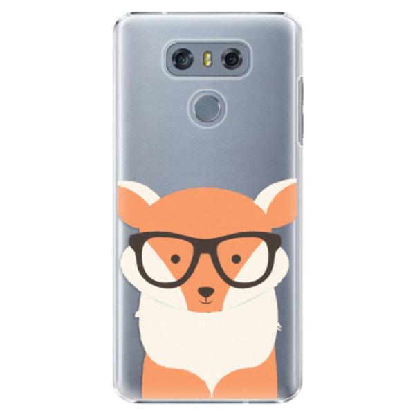 Plastové pouzdro iSaprio – Orange Fox – LG G6 (H870) Plastové pouzdro iSaprio – Orange Fox – LG G6 (H870)