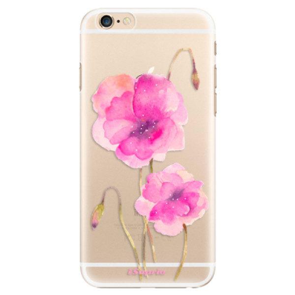 Plastové pouzdro iSaprio – Poppies 02 – iPhone 6/6S Plastové pouzdro iSaprio – Poppies 02 – iPhone 6/6S