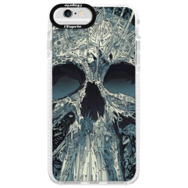 Silikonové pouzdro Bumper iSaprio – Abstract Skull – iPhone 6/6S Silikonové pouzdro Bumper iSaprio – Abstract Skull – iPhone 6/6S