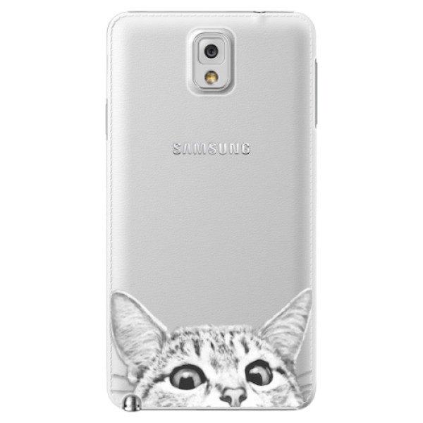 Plastové pouzdro iSaprio – Cat 02 – Samsung Galaxy Note 3 Plastové pouzdro iSaprio – Cat 02 – Samsung Galaxy Note 3