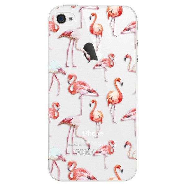 Plastové pouzdro iSaprio – Flami Pattern 01 – iPhone 4/4S Plastové pouzdro iSaprio – Flami Pattern 01 – iPhone 4/4S