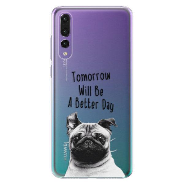 Plastové pouzdro iSaprio – Better Day 01 – Huawei P20 Pro Plastové pouzdro iSaprio – Better Day 01 – Huawei P20 Pro