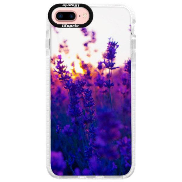 Silikonové pouzdro Bumper iSaprio – Lavender Field – iPhone 7 Plus Silikonové pouzdro Bumper iSaprio – Lavender Field – iPhone 7 Plus