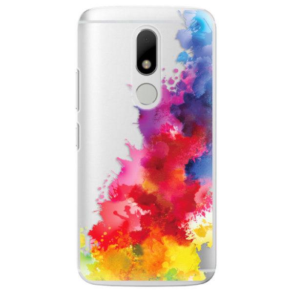 Plastové pouzdro iSaprio – Color Splash 01 – Lenovo Moto M Plastové pouzdro iSaprio – Color Splash 01 – Lenovo Moto M