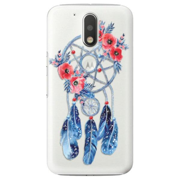 Plastové pouzdro iSaprio – Dreamcatcher 02 – Lenovo Moto G4 / G4 Plus Plastové pouzdro iSaprio – Dreamcatcher 02 – Lenovo Moto G4 / G4 Plus