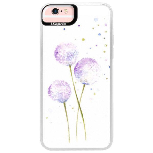 Neonové pouzdro Pink iSaprio – Dandelion – iPhone 6 Plus/6S Plus Neonové pouzdro Pink iSaprio – Dandelion – iPhone 6 Plus/6S Plus