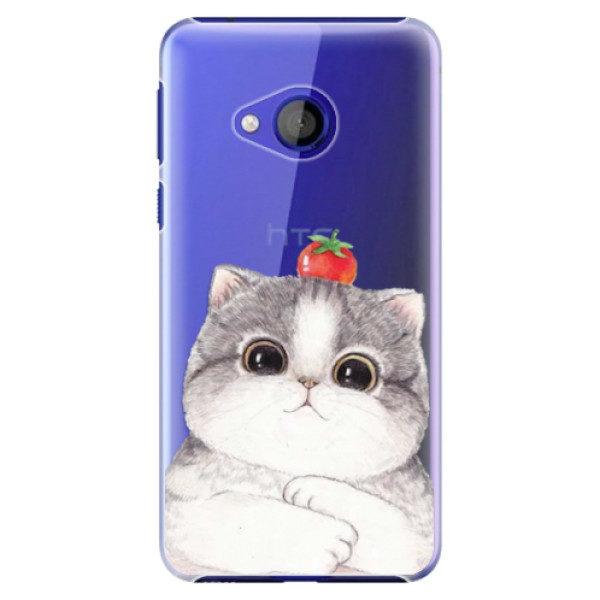 Plastové pouzdro iSaprio – Cat 03 – HTC U Play Plastové pouzdro iSaprio – Cat 03 – HTC U Play