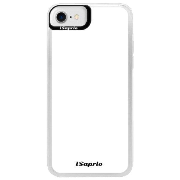 Neonové pouzdro Blue iSaprio – 4Pure – bílý – iPhone 7 Neonové pouzdro Blue iSaprio – 4Pure – bílý – iPhone 7