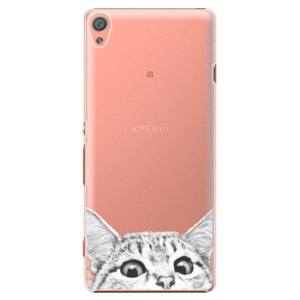 Plastové pouzdro iSaprio – Cat 02 – Sony Xperia XA Plastové pouzdro iSaprio – Cat 02 – Sony Xperia XA