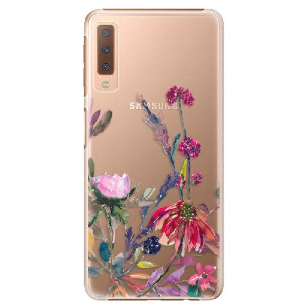 Plastové pouzdro iSaprio – Herbs 02 – Samsung Galaxy A7 (2018) Plastové pouzdro iSaprio – Herbs 02 – Samsung Galaxy A7 (2018)