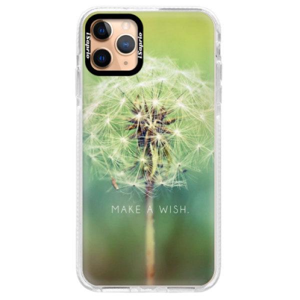 Silikonové pouzdro Bumper iSaprio – Wish – iPhone 11 Pro Max Silikonové pouzdro Bumper iSaprio – Wish – iPhone 11 Pro Max