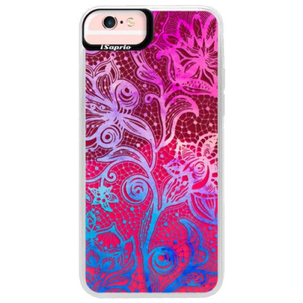 Neonové pouzdro Pink iSaprio – Color Lace – iPhone 6 Plus/6S Plus Neonové pouzdro Pink iSaprio – Color Lace – iPhone 6 Plus/6S Plus