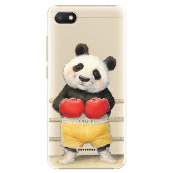 Plastové pouzdro iSaprio – Champ – Xiaomi Redmi 6A Plastové pouzdro iSaprio – Champ – Xiaomi Redmi 6A