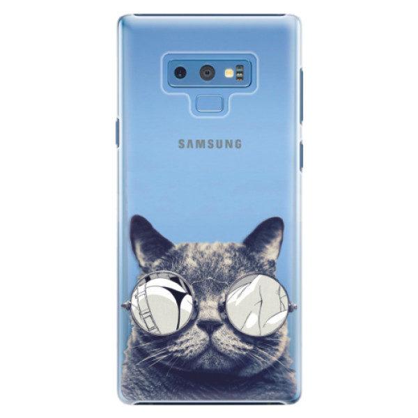 Plastové pouzdro iSaprio – Crazy Cat 01 – Samsung Galaxy Note 9 Plastové pouzdro iSaprio – Crazy Cat 01 – Samsung Galaxy Note 9