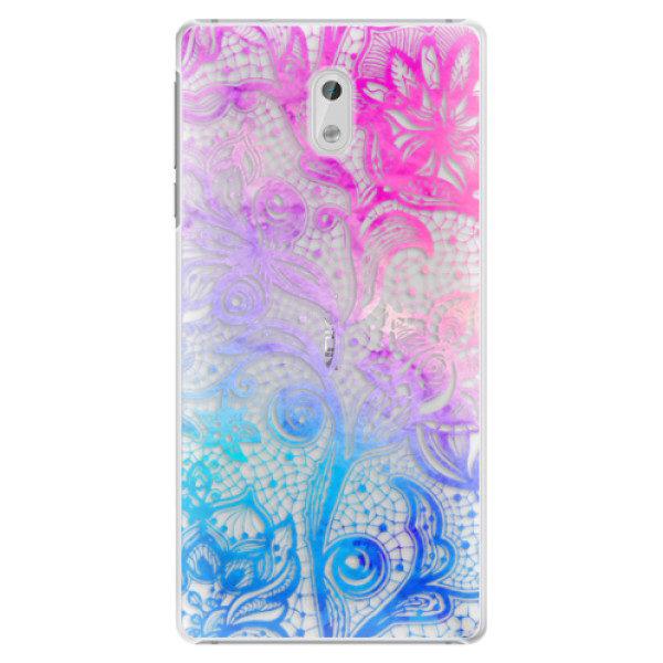 Plastové pouzdro iSaprio – Color Lace – Nokia 3 Plastové pouzdro iSaprio – Color Lace – Nokia 3
